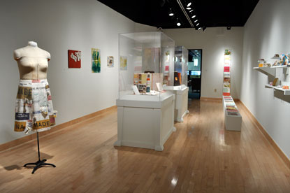 personal effects exhibition view 1