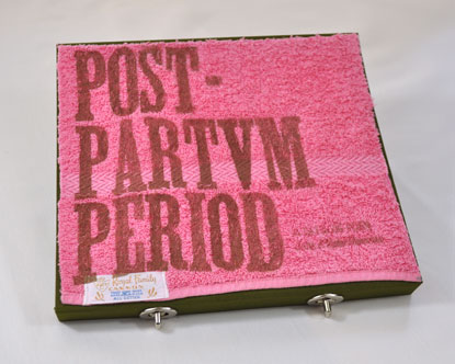 post partum period cover