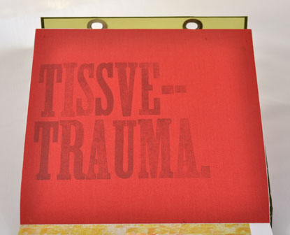 post partum period: tissue trauma